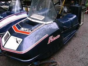 classic vintage sled for sale