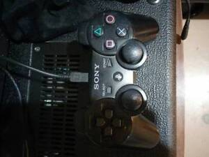 PS3 Playstation with 2 controllers and some games and movies Kitchener / Waterloo Kitchener Area image 3