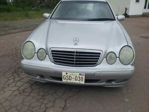 2002 Mercedes-Benz E-Class E 320 4MATIC Sedan.Lic And Inspected.