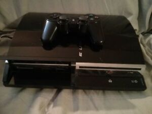 160GB Backwards Compatible PS3 with 12 Games