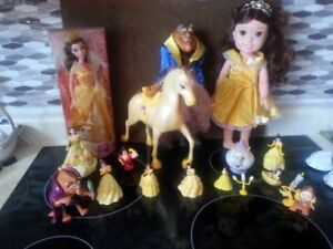 Beauty and the Beast Lot