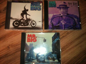 Mr Big cd