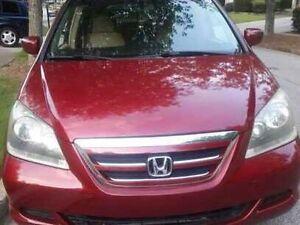 2006 Honda Odyssey (low kilometers)
