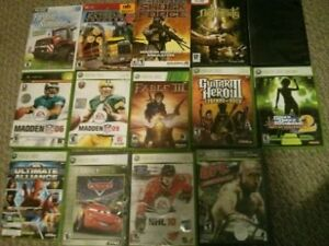 13 Xbox 360 and PC Games