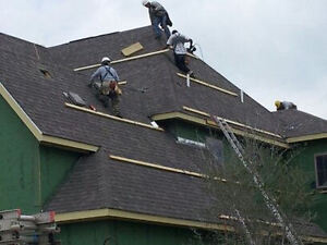 Experienced Roofer needed Part-Time London Ontario image 1