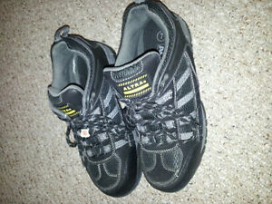 Steel Toe Work Shoes Size 7 mens