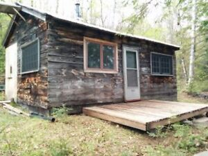 Cabin on Britches Lake for rent