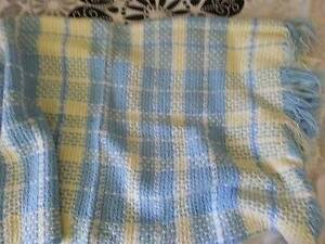 Tartan Baby Blanket Gateshead Lake Macquarie Area Preview