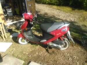 2009 Genuine Scooters Buddy 125 (Motor D/ Cyclomo)