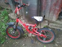 16 inch monogoose bike