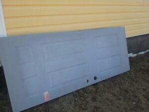 32 inch steel door