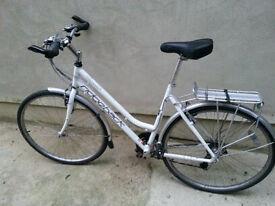 """Ridgeback """"Rapide Speed"""" 21-Speed 27in Wheel Step-through Adult's Bicycle"""