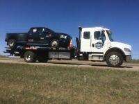 Towing Operators Required