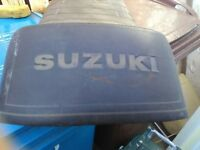 Suzuki gs 1100 early seat [ GIULLIARI ]