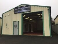 Cheshire Business Unit to Rent 100 Square meters 12.5m x 8m
