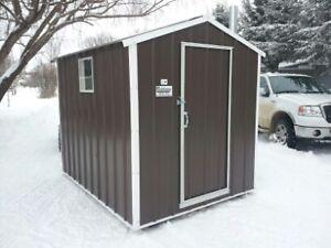 Custom Fish Huts for Sale