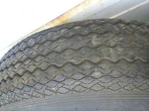 NEW G78-14 WHIPPET BIAS PLY TIRE ON GM RIM Never used . Belleville Belleville Area image 2