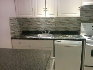 1 BR basement apt 1000 all inclusive available now or OCT 1ST