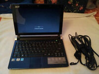 ACER ASPIRE ONE NETBOOK 4SALE! MINT CONDITION. 10/10  $125