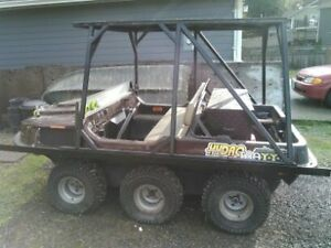FOR SALE HYDRO TRAXX