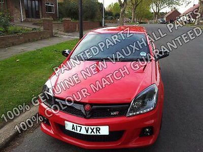 VAUXHALL MK5 ASTRA H VXR XP TWINTOP FITS ALL 3DR FRONT GRILL PAINTED ANY COLOUR