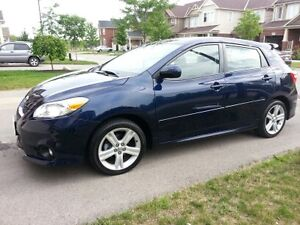 2012 Toyota Matrix Sport Hatchback