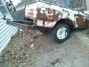 LOOKING FOR ANY OLD JUNK TRAILERS (FOR SCRAP) Belleville Belleville Area image 4