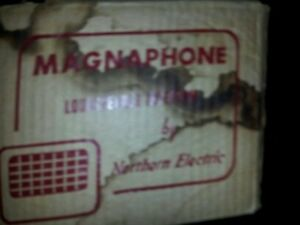 NEW IN BOX EXTREMELY RARE MAGNAPHONE INTERCOM SPEAKER Belleville Belleville Area image 1