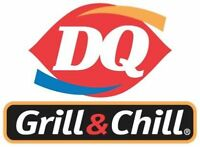 DQ hiring for Food Service Supervisor - Kamloops, BC