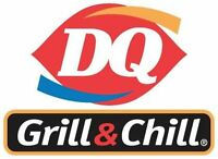 SALMON ARM DQ GRILL & CHILL NOW HIRING......