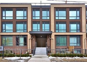 Newly Constructed 2 Bedroom Townhouse Located At Lawrence Ave