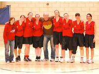 London Acers Womens Basketball Club are looking for players...