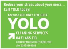 YOLO cleaning services North Tivoli Ipswich City Preview