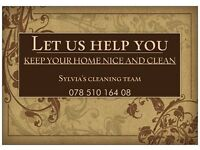 If you need a reliable, thrustworthy and experienced cleaner I can help you!