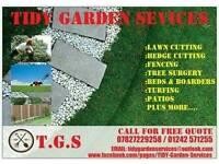 Tidy Garden Services
