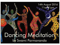 Dancing Meditation - 14th August 2016 (11am-1pm)