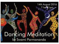 Dancing Meditation - 14th August 2016 (11am-1pm)