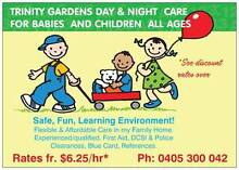 CHEAP BABYSITTER NANNY fr. $6.25/hr*  (Adelaide) Trinity Gardens Norwood Area Preview