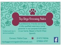 Top Dogs grooming salon Ipswich