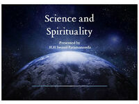 Science & Spirituality Meditation Middlesex University 22.8.16
