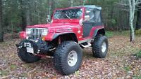 !!!! 1977 JEEP CJ 5 Chevy 5.0L engine !!!!