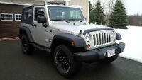 !!! 2012 JEEP WRANGLER SPORT 18 500 NEGOCIABLE !!!