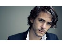 Jack Savoretti 2 tickets Winter Gardens Margate Tues 28th March great seats Stalls Row J 28th March