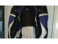 Spada 1piece motorcycle leathers