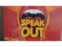 Speak out £20