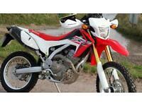 Honda crf 250l 250 l