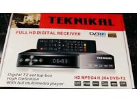 HD Freeview recorder