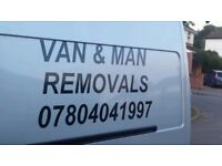 cheap van man in Leicester /nation wide