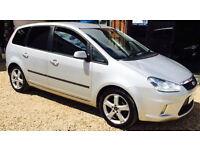 Ford C-MAX 1.8 16v 125 2007 Zetec GUARANTEED FINANCE payment between £23-£46pw