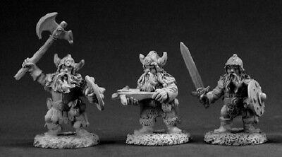 Dark Heaven Legends Reaper 03351 Dhl Classics Dwarves  3